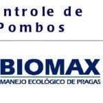controle de pombos BIOMAX