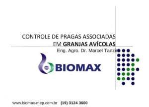 Apresentação sobre Controle de Pragas em Granjas Avícolas